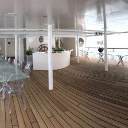 1.4.2 Chakra C Deck External Dining Area