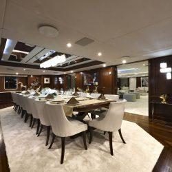 2.2.6 Chakra B Deck Dining Area