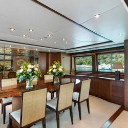 7.IDYLLE Dining area