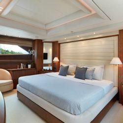 9.IDYLLE Master cabin