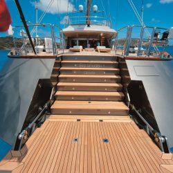Perini Yacht Baracuda