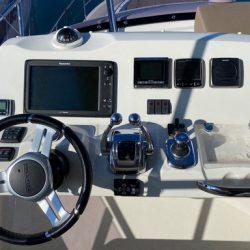 Prestige 550 Floria_Fly steering