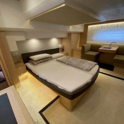 Prestige 550 Floria_Master Cabin1