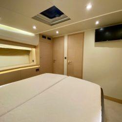Prestige 550 Fly_VIP Forward cabin