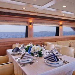 dana-ferretti-parsifal-yachting-chartering-5-dining